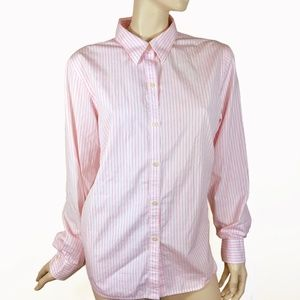 Lauren Ralph Lauren Women's Striped Shirt